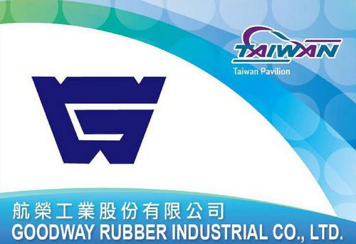 Goodway Rubber, a reliable & quality-trended supplier from Taiwan since 1979.