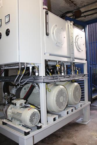 Antech Hydraulics delivers a bespoke hydraulic system to the University of Sheffield